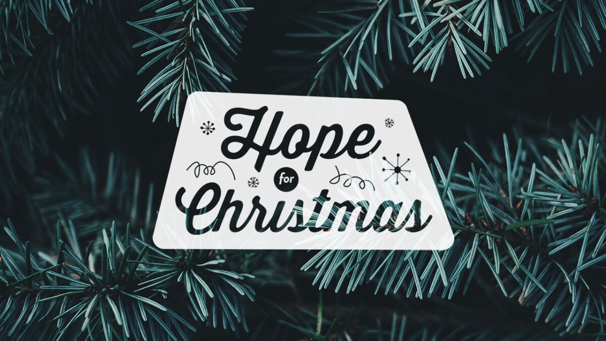 Hope For Christmas 2019 - Multiple sites